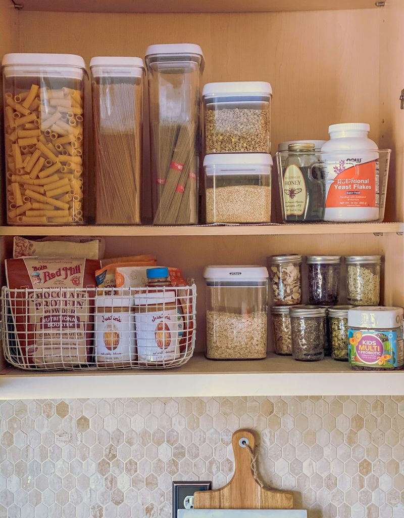 Home organization and storage solutions